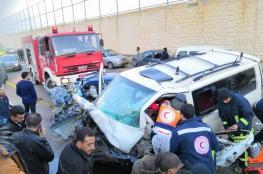 مصرع شابين بحادث سير شرق القدس المحتلة