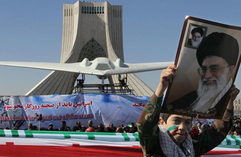 """""""إسرائيل"""" تكشف سر الطائرة الإيرانية التي اخترقت أجواءها"""