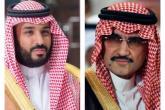 المفاوضات بين الوليد بن طلال وبن سلمان تعود إلى نقطة الصفر