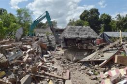 زلزال قويّ يهزّ شرق إندونيسيا