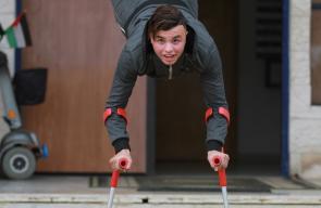 إحياء اليوم العالمي للأشخاص ذوي الإعاقة في قطاع غزة