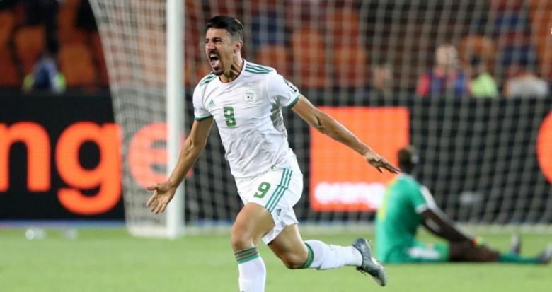 الجزائر تتوج ببطولة أفريقيا للمرة الثانية