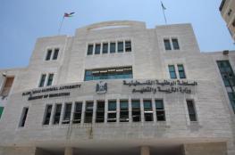 التعليم بغزة يعلن عقد امتحان مزاولة مهنة التعليم للعام 2017