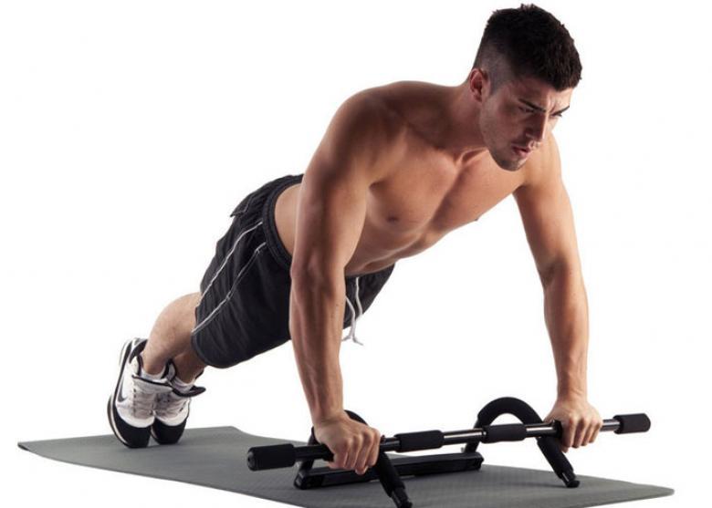 فوائد تمارين الضغط على صحة جسمك