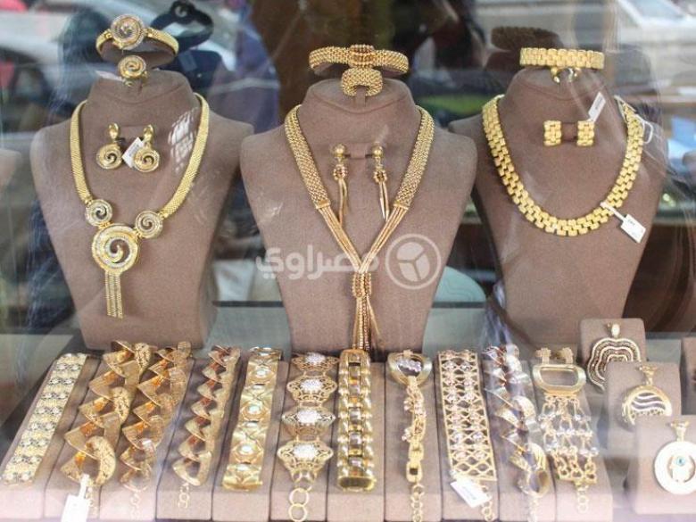 """أسعار الذهب ترتفع بمصر لأول مرة في 5 أيام مع زيادتها عالميا بسبب """"كورونا"""""""