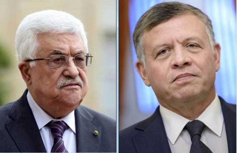 عباس يتسلم دعوة لحضور القمة العربية في الأردن