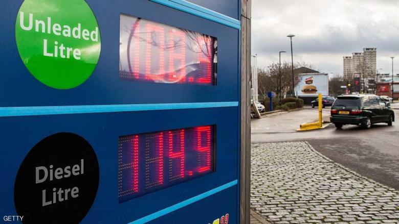 أسعار النفط تهبط بفعل ارتفاع الدولار