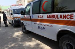 6 إصابات بانفجار إسطوانة غاز في يطا