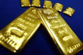 هبوط الدولار يقود الذهب لتحقيق مكاسب