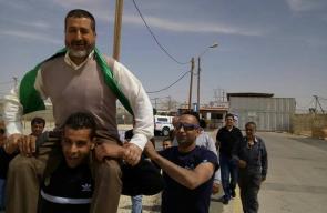 الاحتلال يفرج عن الأسير خليل العباسي من بلدة سلوان