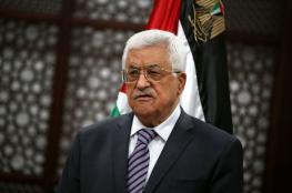 عباس يبدأ اجتماعًا مع المبعوث الأمريكي في رام الله