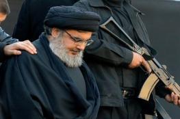 """نصر الله يراوض """"إسرائيل"""" قبل إعلانها الحرب على لبنان"""