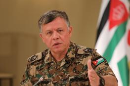 العاهل الأردني: لا للوطن البديل والقدس خط أحمر