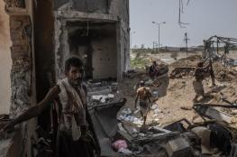 بالتزامن مع وصول رئيس بعثة المراقبة الأممية.. معارك عنيفة بالحديدة اليمنية