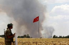 """تركيا: الجيش يقتل 14 من """"تنظيم الدولة"""" قرب حلب"""