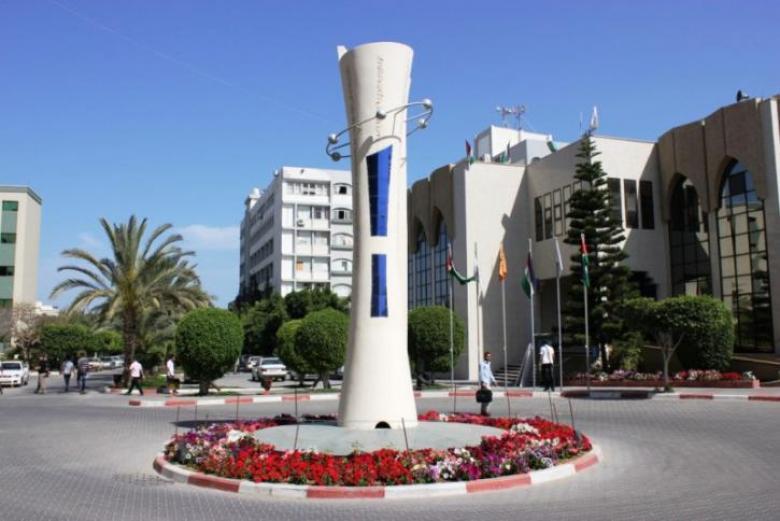 الجامعة الإسلامية تتقدم 30 مرتبة على المستوى العربي