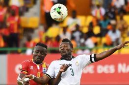 أمم إفريقيا.. فوز غانا على أوغندا 1-صفر
