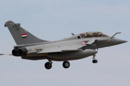 """مصر تستحوذ على حصة الأسد من مقاتلات """"رافال"""" الفرنسية"""