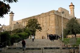 الاحتلال يغلق المسجد الإبراهيمي بحجة الأعياد