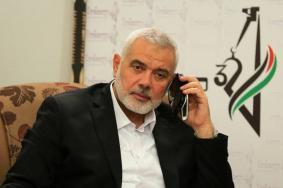 """هنية يهاتف عباس قبيل إعلان """"صفقة القرن"""""""