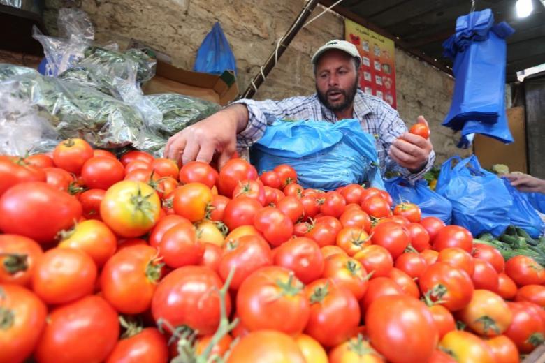 الاقتصاد: 8 مليون$ صادرات فلسطين خلال تموز