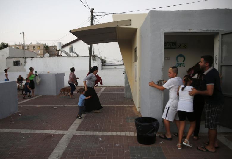 لهذا السبب .. الاحتلال يُخلي إحدى المدارس في سديروت