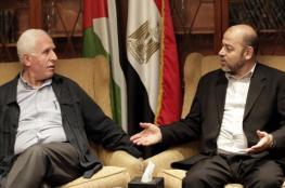 أبو مرزوق: المصالحة في خطر ويجب تصحيح مسارها