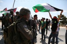 قمع مسيرة طالبت بمقاطع البضائع الإسرائيلية ببيت لحم