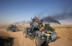 الجيش العراقي يتقدم باتجاه الفلوجة لطرد داعش