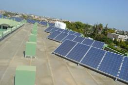 صيدم: المؤسسات التعليمية ستبدأ بإنتاج الطاقة المتجددة