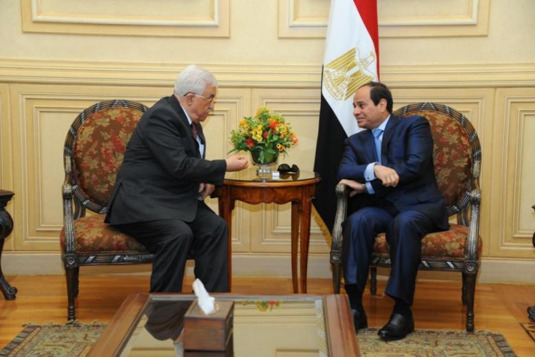 الهباش يكشف ما سيبحثه عباس والسيسي