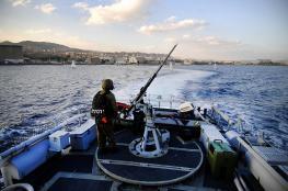 الاحتلال يستهدف الصيادين ببحر شمال القطاع