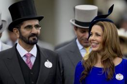 حقيقة زواج حاكم دبي من سهير القيسي