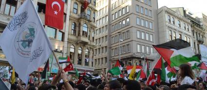 """فيدار وانتماء تشاركان بمسيرة """"نسير حتى تصبح القدس حرة"""""""