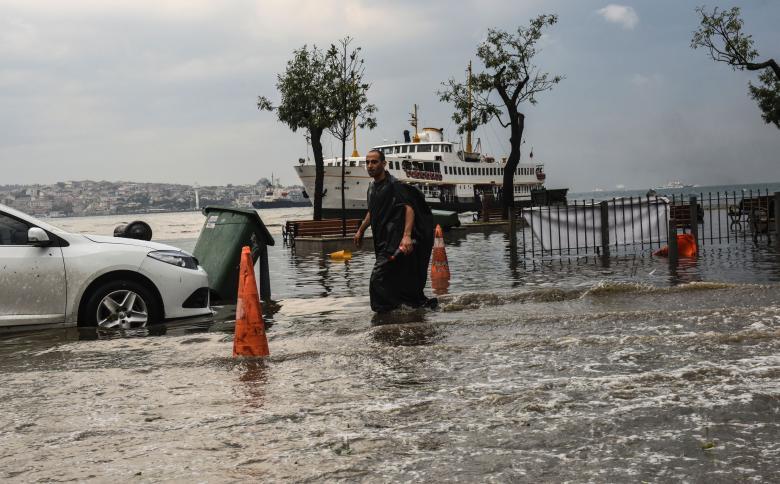 """كوارث الفيضانات """"سترتفع"""" في المستقبل القريب"""