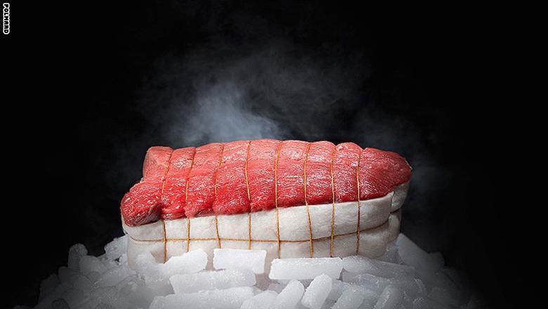 ما هو طعم أغلى قطعة لحم في العالم؟