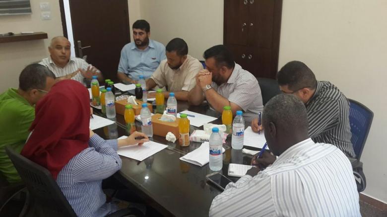 غزة: دراسة لتشكيل لجنة موحدة لحماية الصحفيين
