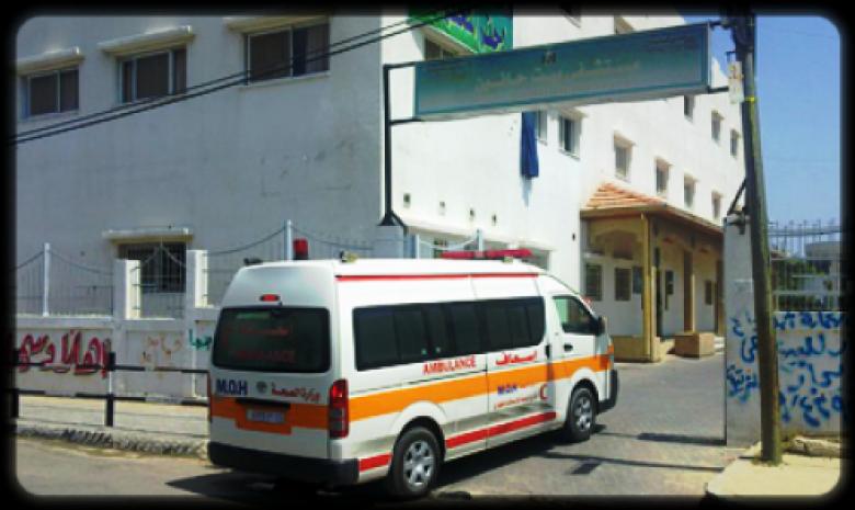 الصحة بغزة: توقف الخدمات الحيوية في مستشفى بيت حانون