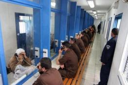 أهالي أسرى غزة يغادرون لزيارة أبناءهم في سجون الاحتلال
