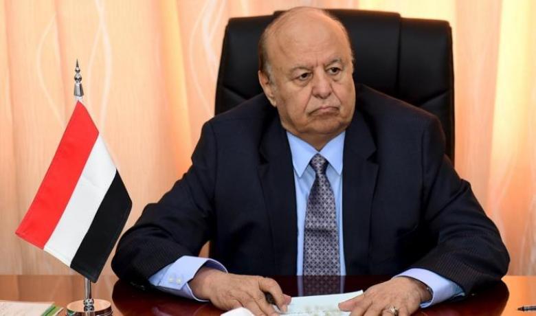 الرئيس اليمني يصل واشنطن في زيارة غير معلنة