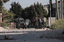 إصابات بالاختناق خلال اقتحام الاحتلال للجلزون