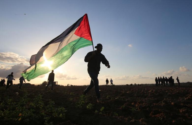 """جماهير قطاع غزة تتجهز لـ """"جمعة مستمرون"""""""