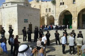 حماس تدعو لشد الرحال للمسجد الأقصى