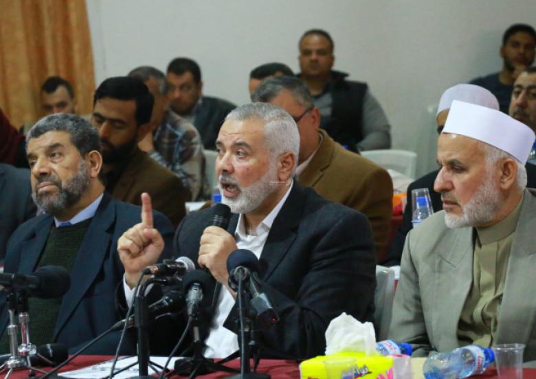 هنية: معركة الكرامة ساندتها المقاومة في الميدان