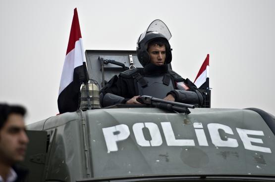 مقتل 6 من رجال الشرطة في انفجار بمصر