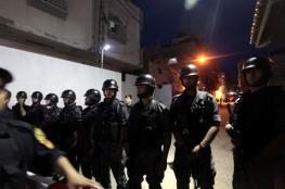 مقتل أحد أفراد الأمن وإصابات باشتباكات بمخيم بلاطة