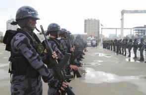 الأمن والحماية ينظم مسير عسكري في ذكرى استشهاد الوزير صيام
