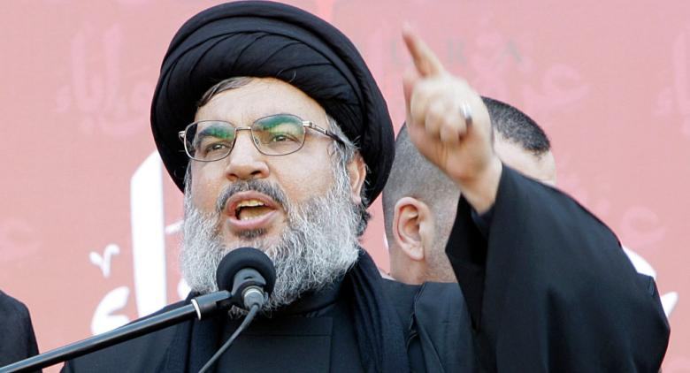 """نصر الله يعلق على تهديد"""" إسرائيل"""" للحرس الثوري"""