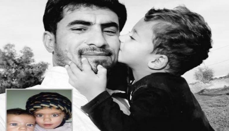 عراقي يخسر طفليه وأمهما أمام عينيه
