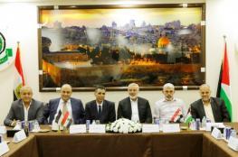 وفد المخابرات المصرية يصل غزة وهذا ما سيناقشه